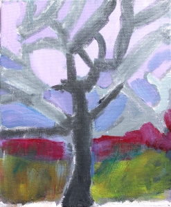 Tree by Felicity Aged 8